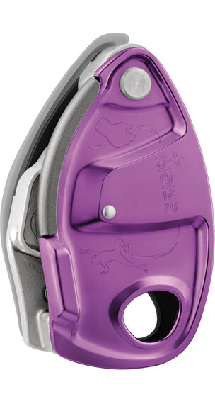 Petzl Grigri+ Purple